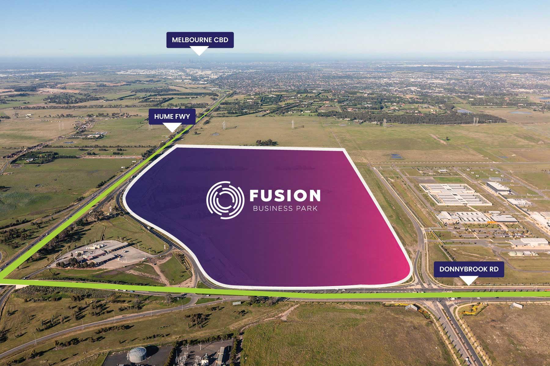 Fusion Business Park, Mickleham