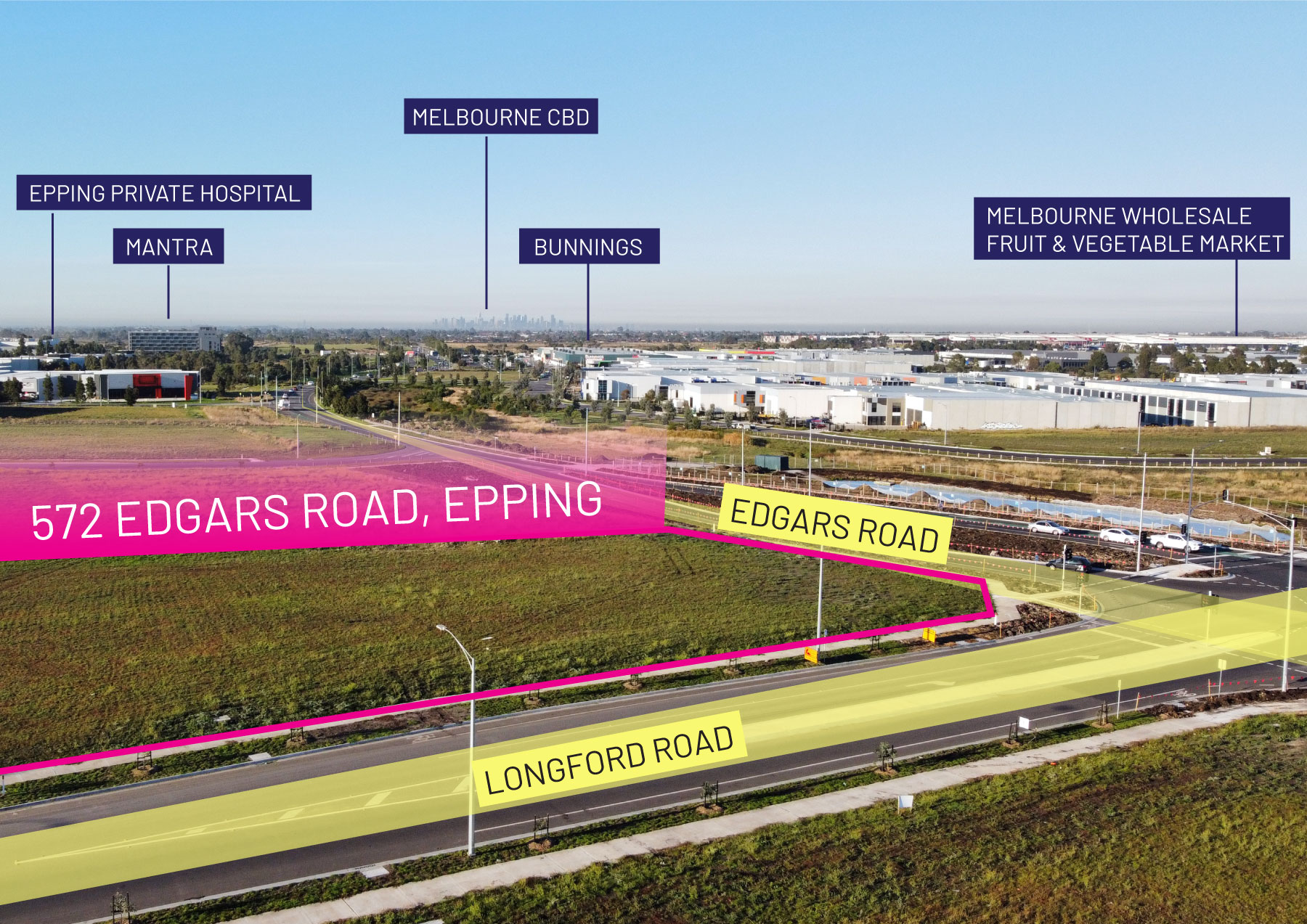 572 Edgars Road Epping For Pre-Lease