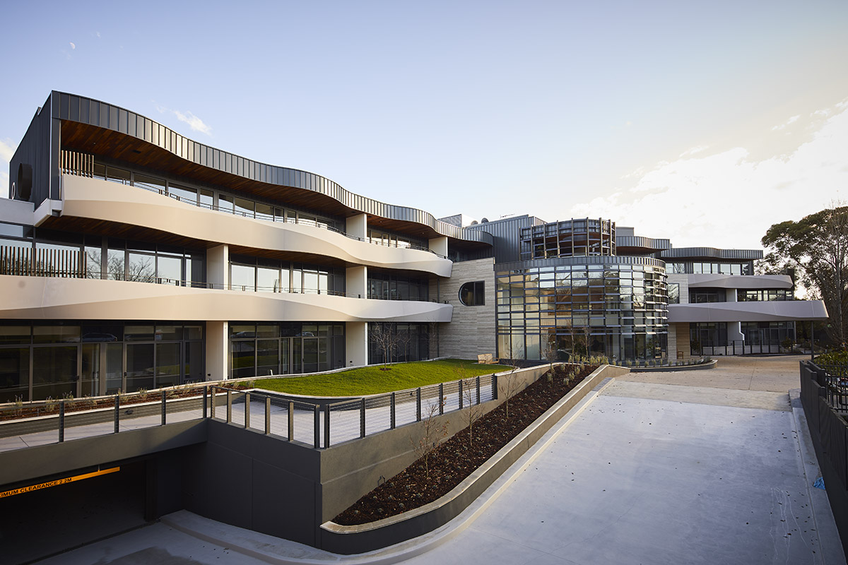 McMullin Property Development Aged Care